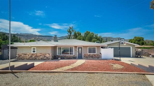 13717 Lyall Pl, Lakeside, CA 92040 (#200007935) :: Neuman & Neuman Real Estate Inc.