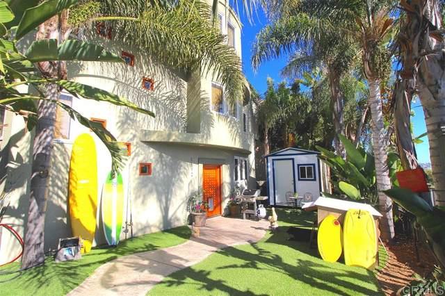 4812 Beryl Way, San Diego, CA 92109 (#200007954) :: Keller Williams - Triolo Realty Group