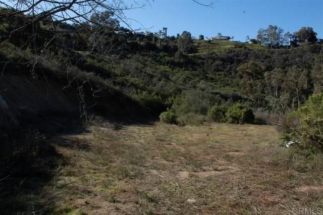 827 Eucalyptus Wood Road N/A N/A, San Marcos, CA 92069 (#200007963) :: SunLux Real Estate