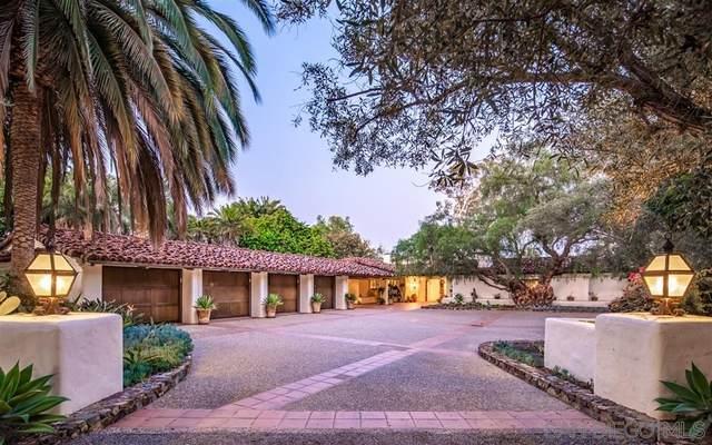 17538 El Vuelo, Rancho Santa Fe, CA 92067 (#200007971) :: Allison James Estates and Homes