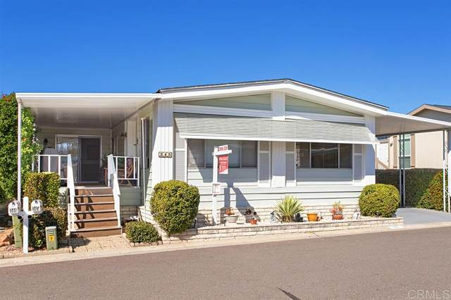 650 Rancho Santa Fe Rd #345, San Marcos, CA 92078 (#200007976) :: Keller Williams - Triolo Realty Group