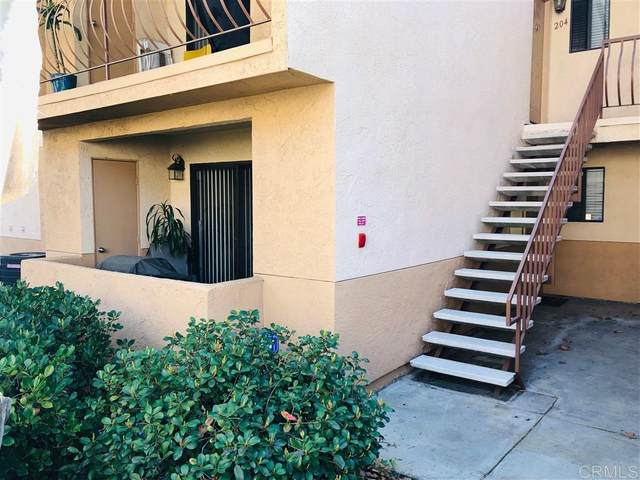 12191 Cuyamaca College Dr #205, El Cajon, CA 92019 (#200008012) :: Coldwell Banker West