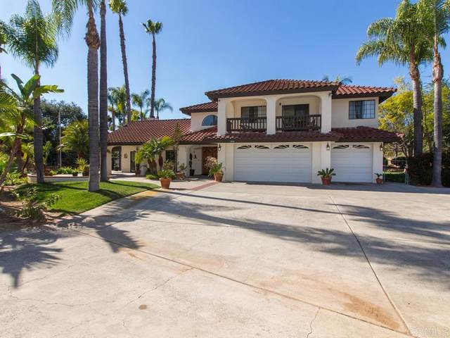 1272 Lorenzo Dr, Fallbrook, CA 92028 (#200008050) :: Neuman & Neuman Real Estate Inc.