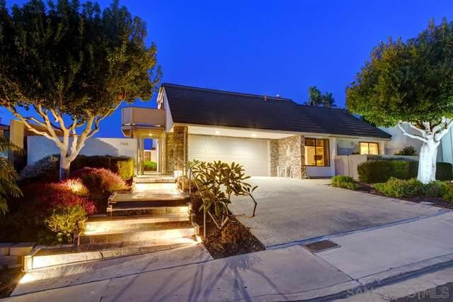 7562 Caminito Avola, La Jolla, CA 92037 (#200008066) :: Keller Williams - Triolo Realty Group