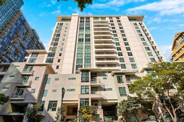 425 W W Beech St #710, San Diego, CA 92101 (#200008069) :: The Marelly Group | Compass