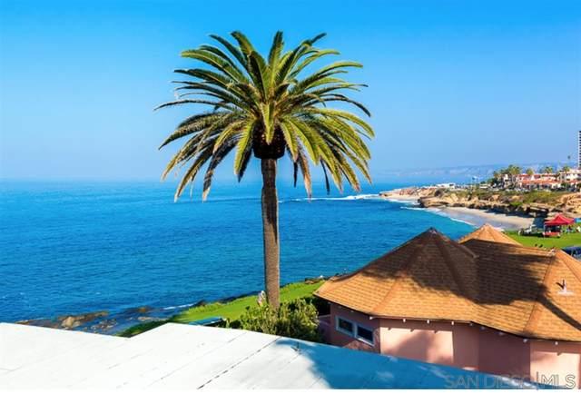 457 Coast #503, La Jolla, CA 92037 (#200008090) :: Be True Real Estate