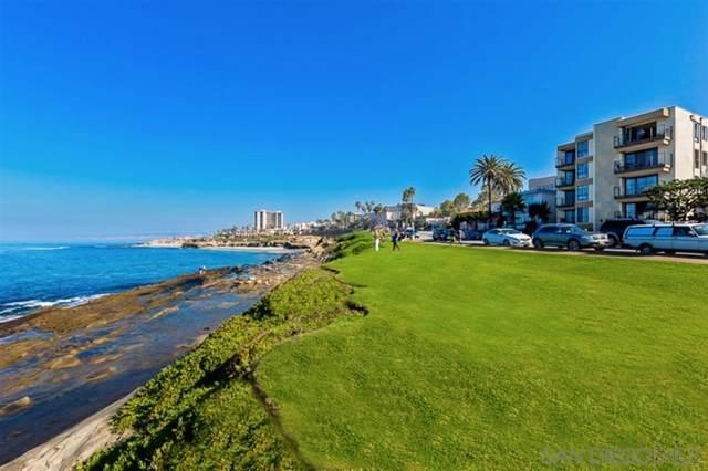 457 Coast #403, La Jolla, CA 92037 (#200008091) :: Be True Real Estate