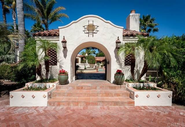 16204 Los Arboles, Rancho Santa Fe, CA 92067 (#200008117) :: Allison James Estates and Homes