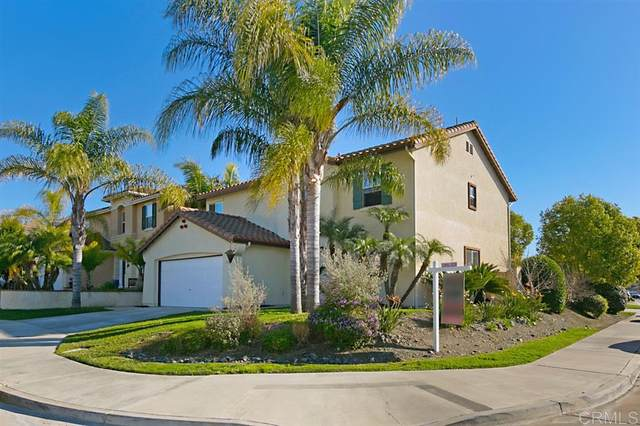 1341 Corte Bagalso, San Marcos, CA 92069 (#200008158) :: SunLux Real Estate