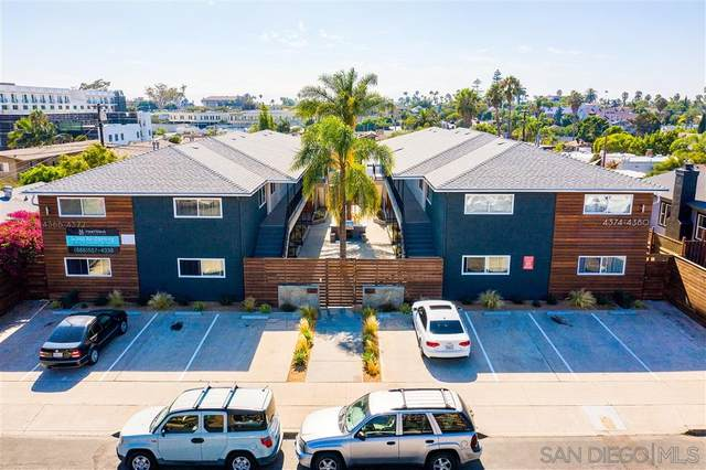 4366-80 Mississippi Street, San Diego, CA 92104 (#200008171) :: Coldwell Banker West