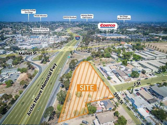 35 Th St #0, San Diego, CA 92102 (#200008192) :: Cane Real Estate