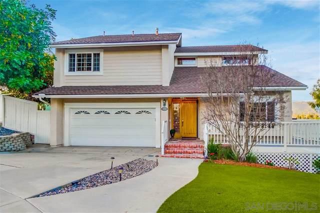 320 Rock Ridge Pl, Escondido, CA 92027 (#200008197) :: Allison James Estates and Homes