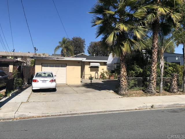 922 E Chase Ave, El Cajon, CA 92020 (#200008233) :: Be True Real Estate