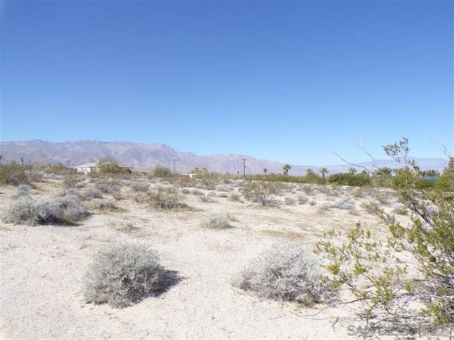 0 Indigo Lane #17, Borrego Springs, CA 92004 (#200008234) :: Be True Real Estate