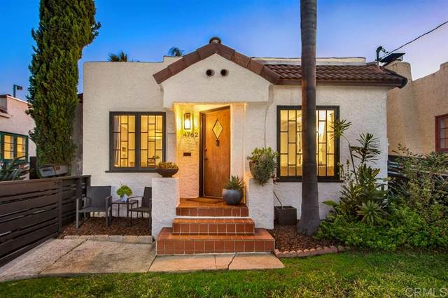 4762 E Mountain View Dr, San Diego, CA 92116 (#200008243) :: The Stein Group