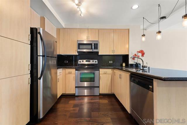 101 Market St #309, San Diego, CA 92101 (#200008265) :: The Yarbrough Group
