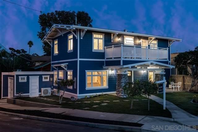 3855 Pringle St, San Diego, CA 92103 (#200008338) :: Compass