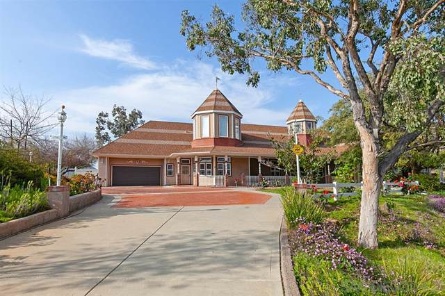 1372 Tracey Lane, El Cajon, CA 92021 (#200008340) :: Allison James Estates and Homes