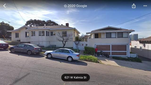 2368 Union St, San Diego, CA 92101 (#200008379) :: The Yarbrough Group