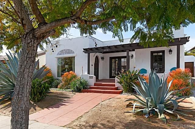 3416 Grim Ave, San Diego, CA 92104 (#200008380) :: Cane Real Estate