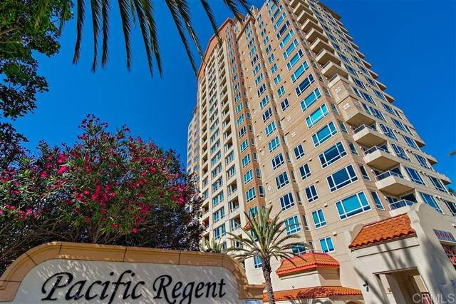 3890 Nobel Drive #1504, San Diego, CA 92122 (#200008385) :: Whissel Realty