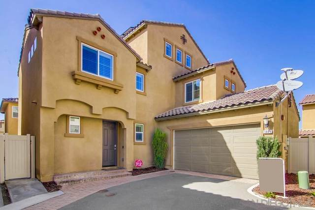 1449 Carpinteria St, Chula Vista, CA 91913 (#200008407) :: Neuman & Neuman Real Estate Inc.