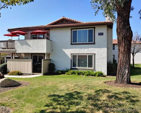 10282 Norma Gardens Dr. #3, Santee, CA 92071 (#200008420) :: Keller Williams - Triolo Realty Group