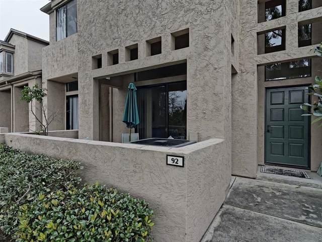 4385 Nobel Dr #92, San Diego, CA 92122 (#200008421) :: Coldwell Banker West