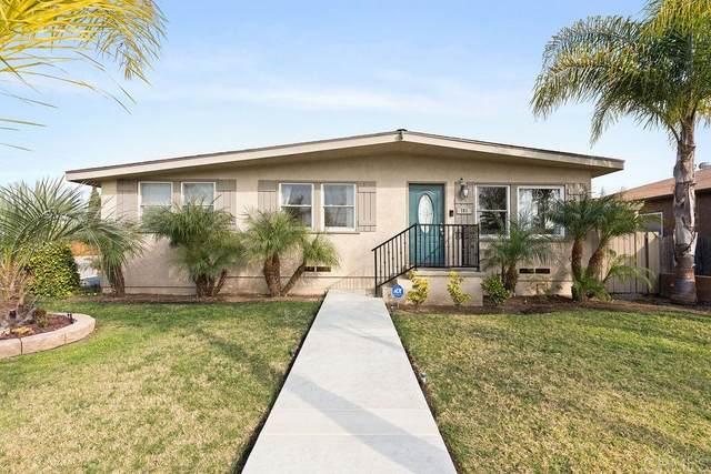 761 Paraiso Ave, Spring Valley, CA 91977 (#200008425) :: Allison James Estates and Homes