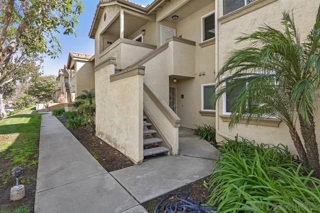 219 Woodland Pkwy #256, San Marcos, CA 92069 (#200008438) :: Cane Real Estate