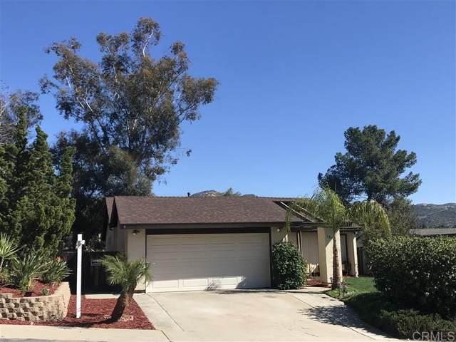 1831 Jasmine St, El Cajon, CA 92021 (#200008454) :: Allison James Estates and Homes