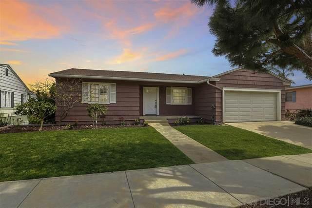 3957 La Cresta Dr, San Diego, CA 92107 (#200008490) :: Keller Williams - Triolo Realty Group