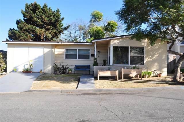 3423 Wisteria Dr, San Diego, CA 92106 (#200008500) :: Neuman & Neuman Real Estate Inc.