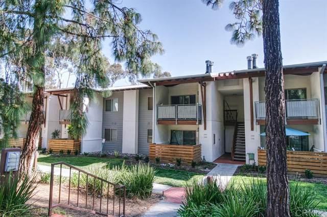 1750 S S El Camino Real K209, Encinitas, CA 92024 (#200008515) :: Neuman & Neuman Real Estate Inc.