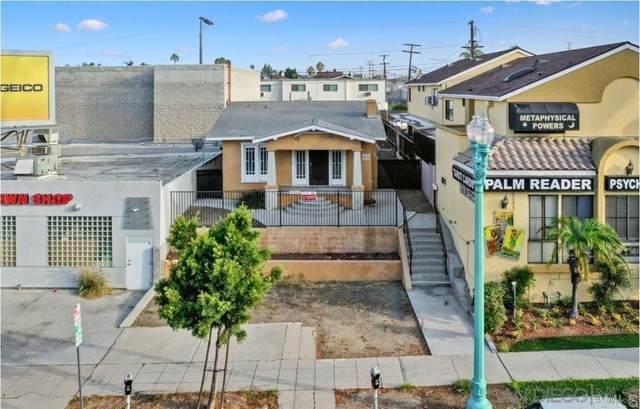3118-3120 El Cajon Blvd., San Diego, CA 92104 (#200008535) :: Cane Real Estate