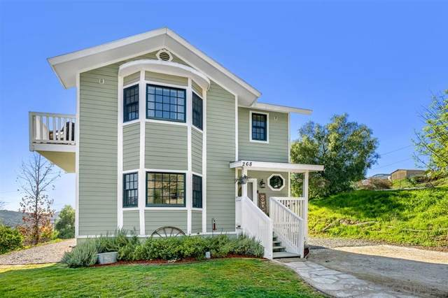268 Editha Dr, El Cajon, CA 92019 (#200008573) :: Neuman & Neuman Real Estate Inc.