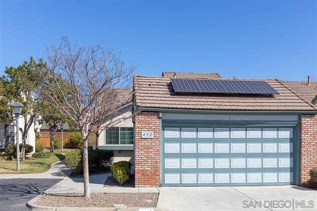 452 Nantucket Glen, Escondido, CA 92027 (#200008588) :: Pugh-Thompson & Associates