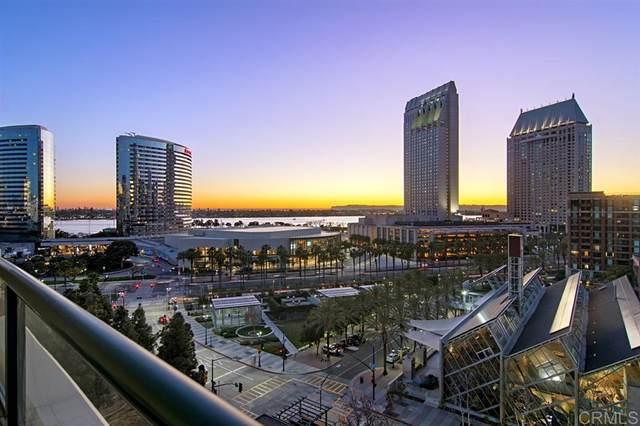 510 1st Avenue #1105, San Diego, CA 92101 (#200008603) :: Neuman & Neuman Real Estate Inc.
