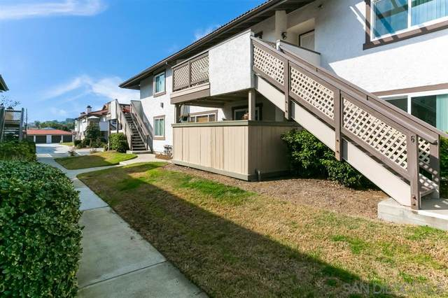 9829 Caspi Gardens Dr #5, Santee, CA 92071 (#200008606) :: Whissel Realty