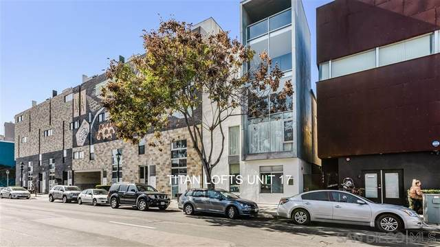 1944 State St #17, San Diego, CA 92101 (#200008634) :: Coldwell Banker West