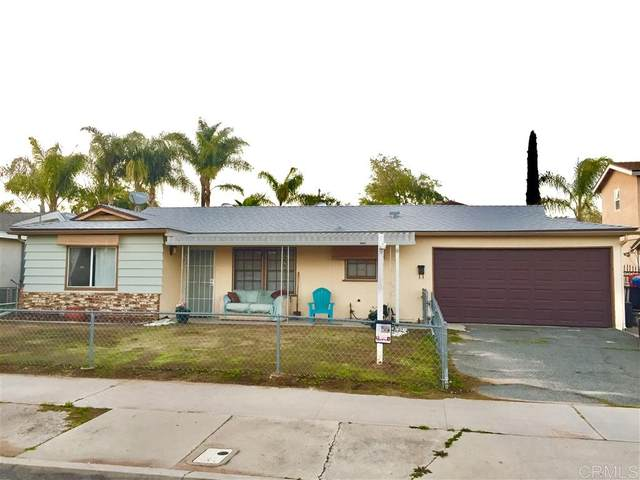 9444 Domer Rd, Santee, CA 92071 (#200008684) :: Whissel Realty