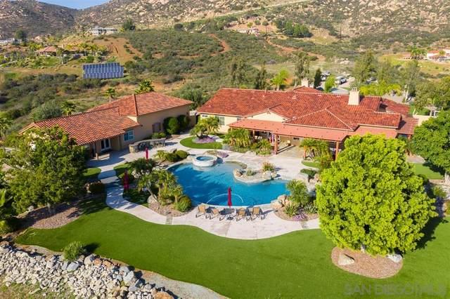 1495 Montana Serena Ct, El Cajon, CA 92021 (#200008685) :: Allison James Estates and Homes