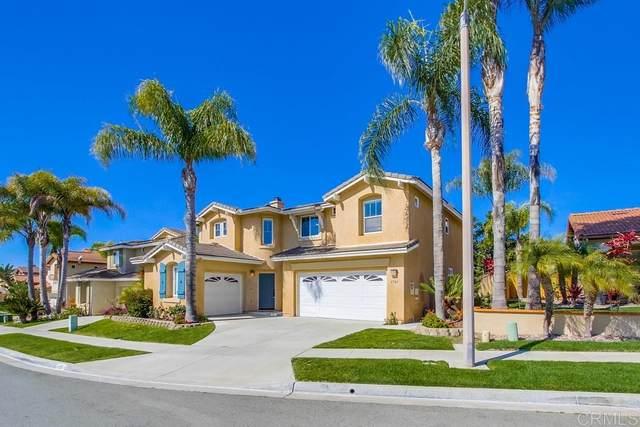 1721 Ravenrock Ct, Chula Vista, CA 91913 (#200008694) :: Neuman & Neuman Real Estate Inc.