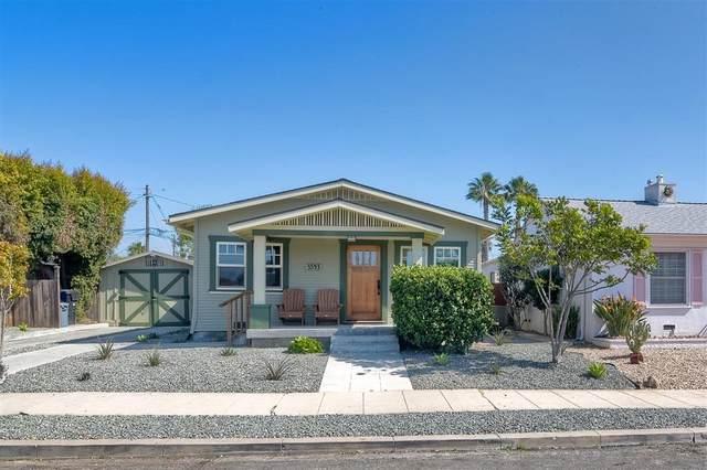 3543 Felton St, San Diego, CA 92104 (#200008698) :: Whissel Realty