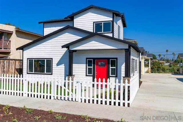3571 Nile St, San Diego, CA 92104 (#200008704) :: Whissel Realty