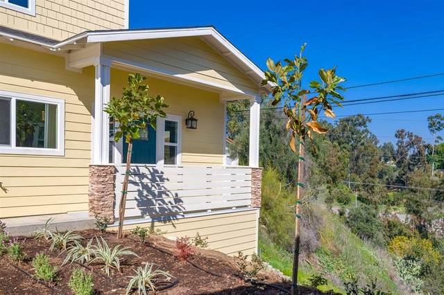 3573 Nile St, San Diego, CA 92104 (#200008706) :: Neuman & Neuman Real Estate Inc.