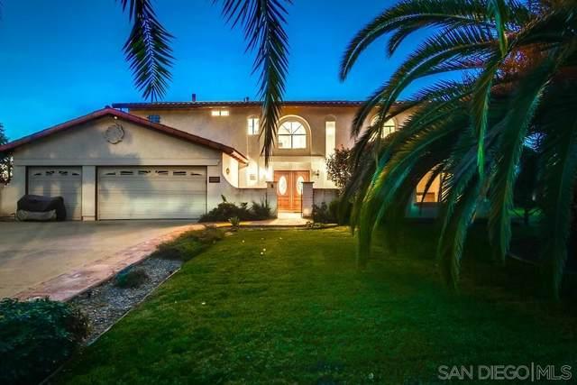 4314 Macronald Dr, La Mesa, CA 91941 (#200008710) :: Neuman & Neuman Real Estate Inc.