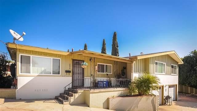 3705 Jill Lane, La Mesa, CA 91941 (#200008715) :: Neuman & Neuman Real Estate Inc.