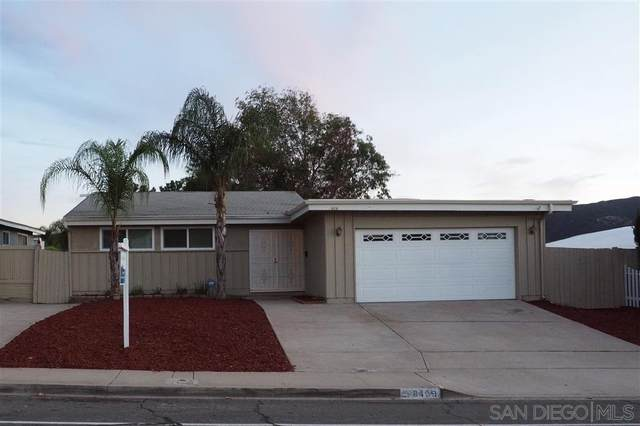 8409 Carlton Oaks Dr., Santee, CA 92071 (#200008737) :: Whissel Realty