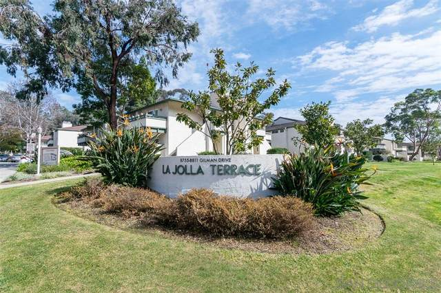 8811 Gilman Dr F, La Jolla, CA 92037 (#200008751) :: Cane Real Estate